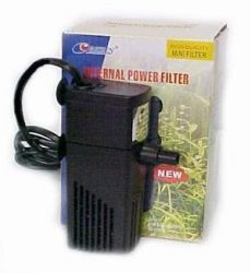 RESUN mini belső szűrő (200 l/h) 30 literig