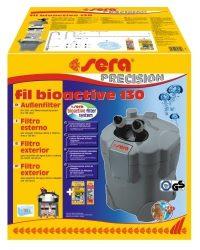 SERA FIL külső szűrő Bioactive 250+UV +töltet