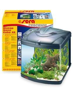 SERA Biotop nano Cube 60 akvárium szett